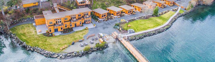Snug Harbor Resort, San Juan Island