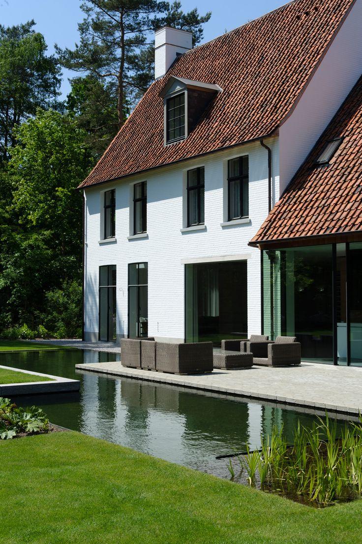 Meer dan 1000 idee n over buitenkant huis verven op pinterest huis verfkleuren verf - Architectuur renovatie ...