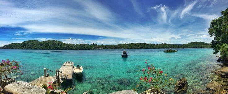 Iboih, pulau weh