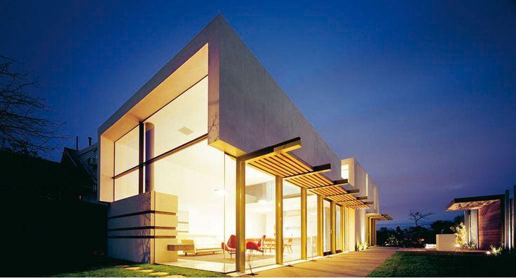 Modern House Design : Wrap House by BKK Architects