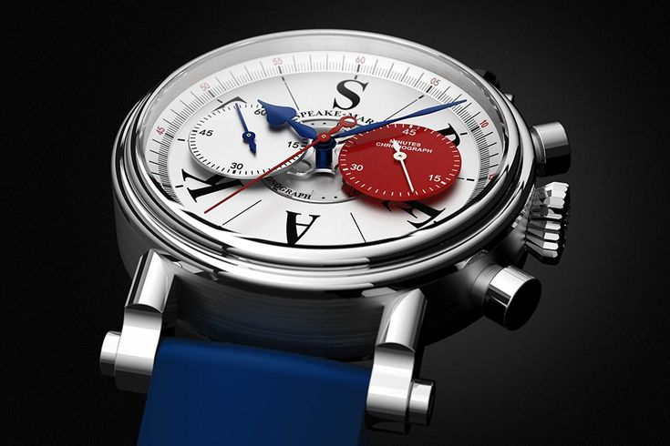 SIHH 2018: Speake-Marin unveils new limited edition London Chronograph