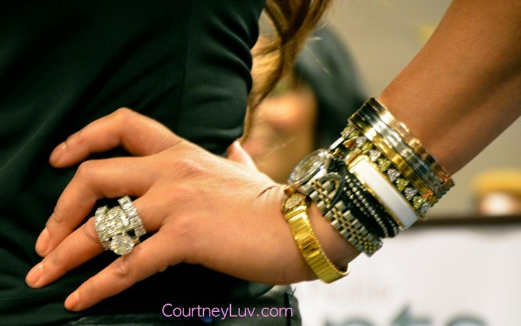 wendy william 39 s arm candy cutesy pinterest bling. Black Bedroom Furniture Sets. Home Design Ideas