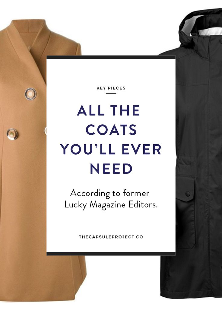 This list of coats has you covered.