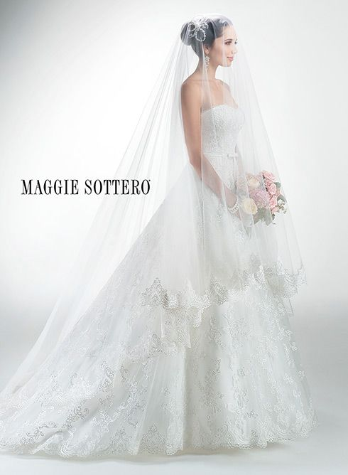 Large View of the Prudence Bridal Gown