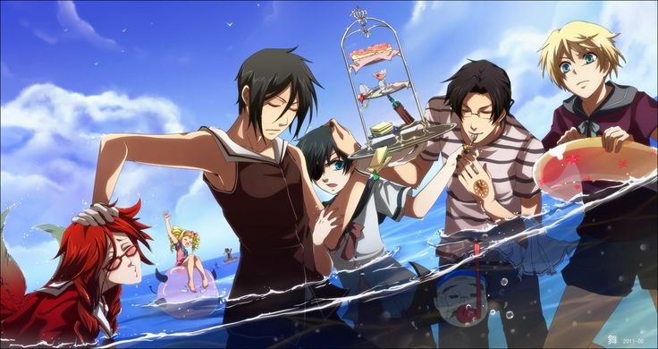 sebastian and ciel and alois and claude | What will you name Torian as? - Torian - Galaxy Games Forums
