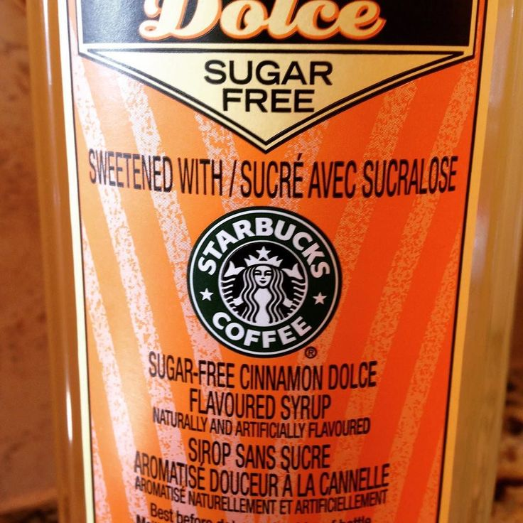 Sugar-Free Starbucks Cinnamon Dolce syrup for coffee .....1 carb per 2 tablespoons!  Tastes amazing!!!!