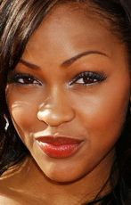 Meagan Good ( #MeaganGood ) - an American actress who began her career at the age of four and appeared in numerous commercials, television shows, feature films, and music videos - born on Saturday, August 8th, 1981 in Panorama City, California, United States