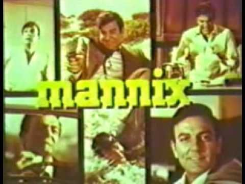 Mannix Theme: Music by Lalo Schifrin - YouTube