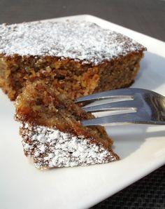Gâteau aux noix classique : Toutes les recettes et conseils de cuisine