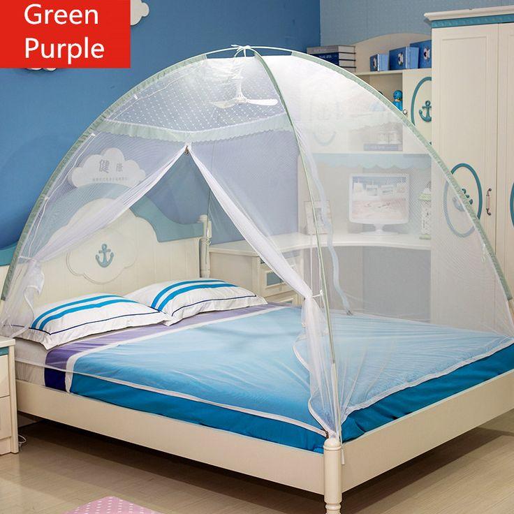 Port til verde p rpura mosquitera adultos mosquiteras - Mosquiteras para camas ...