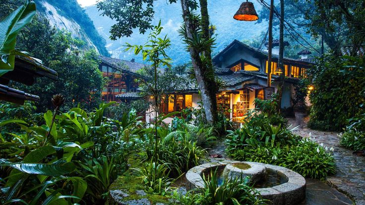 A sanctuary for native species, Inkaterra's Machu Picchu hotel is at the forefront of sustainable tourism.