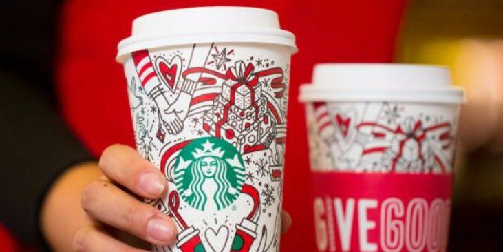 ICYMI: 9 delicious Starbucks drinks you can only get over the holidays
