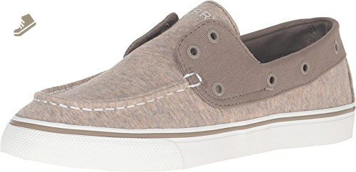 Sperry Top Sider Biscayne Distressed Canvas Boat Shoe