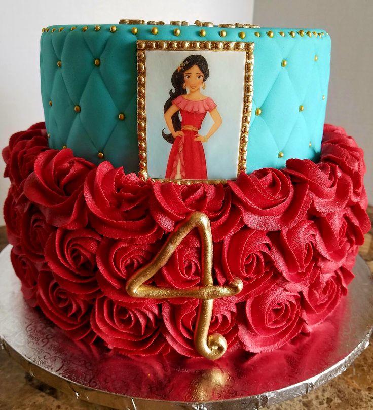 Elena of Avalor  cake