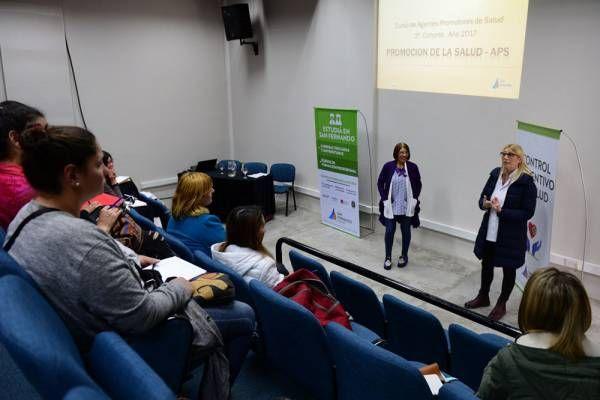 San Fernando inició un nuevo curso para Promotores de Salud