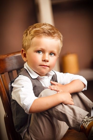 precious little boy...
