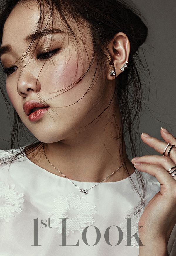 Lee Sung Kyung - 1st Look Magazine May Issue '15                                                                                                                                                                                 More