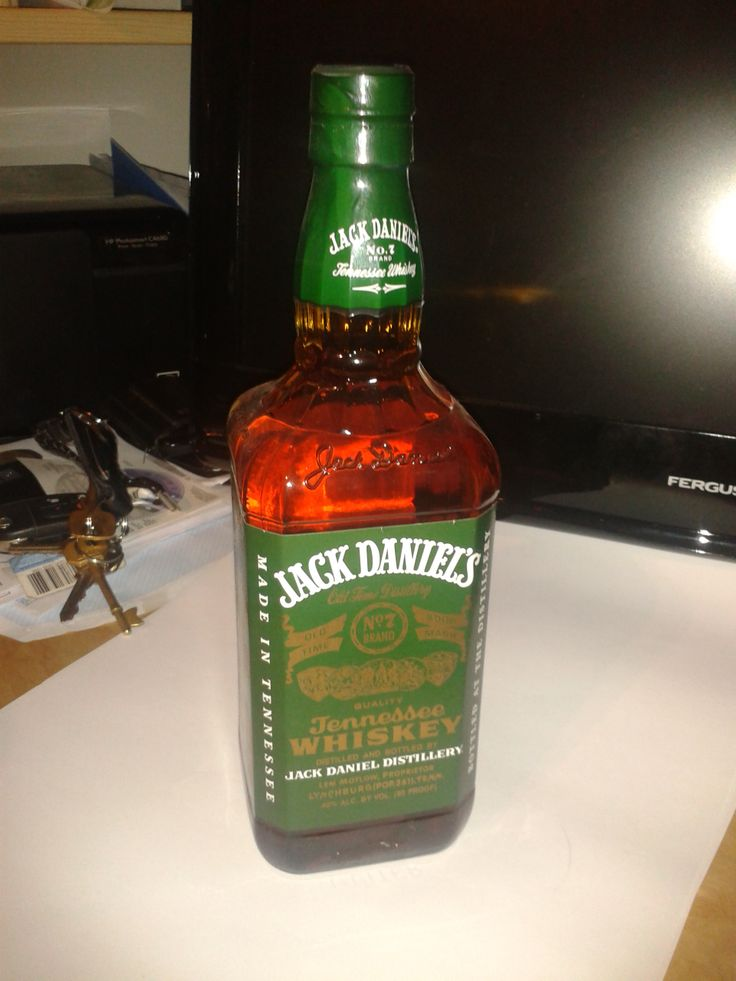 Green Label Jack Daniels