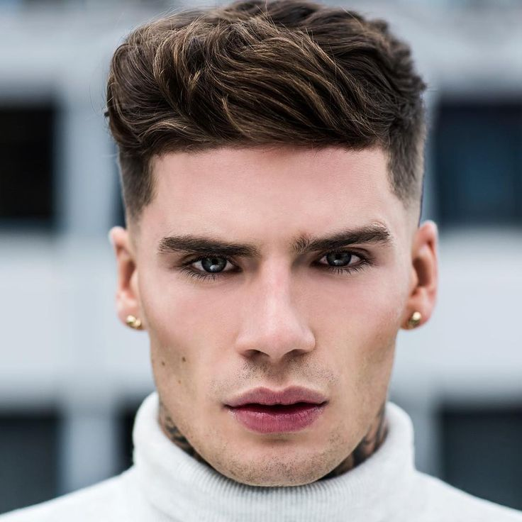 Bein coupe cheveux long homme