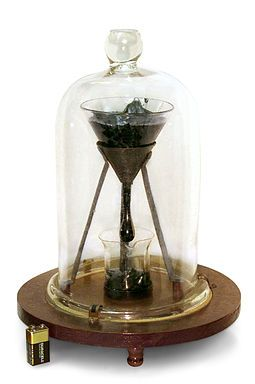 Pitch drop experiment - Wikipedia, the free encyclopedia