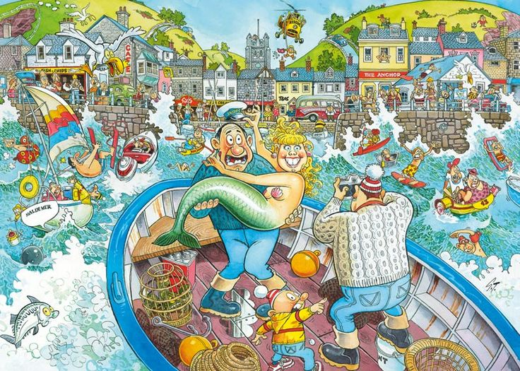 17 Best images about Jigsaw Puzzles - 1000 pieces on ...