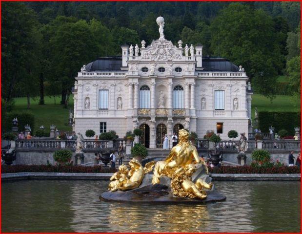 Schloss Linderhof, Bavaria
