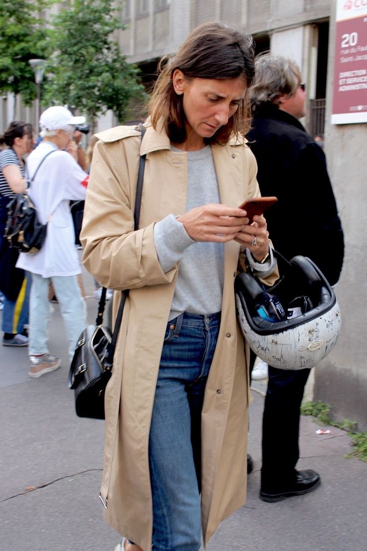 Anna Borisovna — www.annaborisovna.de Street Style Paris 2017