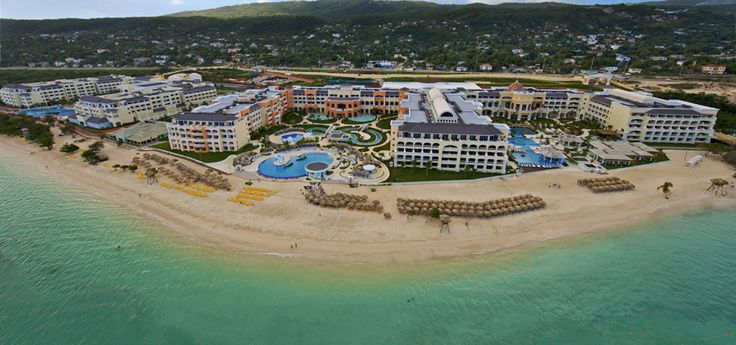 IBEROSTAR Grand Hotel Rose Hall, Jamaica.  All Inclusive, All Adult, All Butler!!