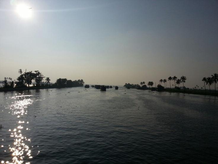 Alleppy. Kerala