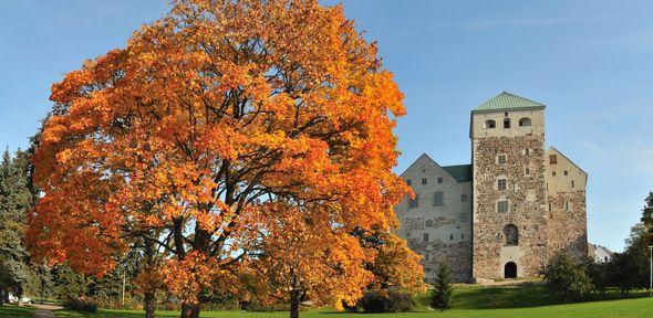 Turun linna -- The Castle of Turku