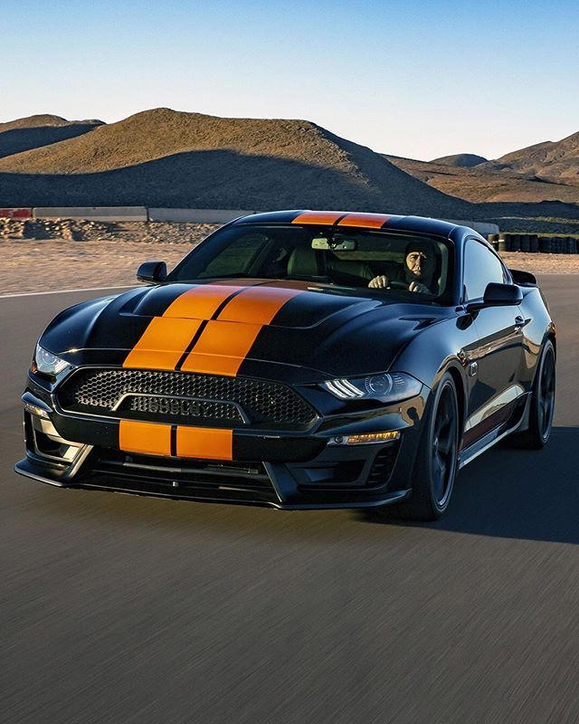Shelby Has Created A 600 Hp Supercharged Ford Mustang That Will