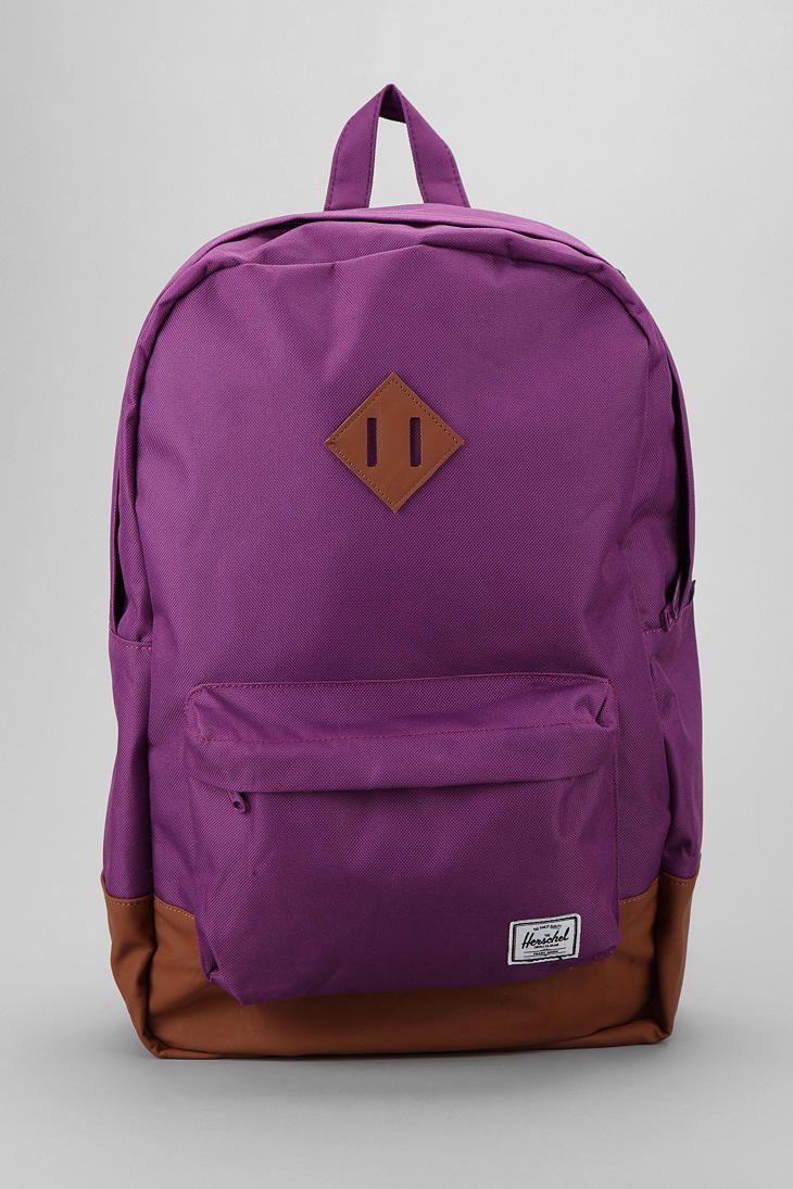 Herschel Supply Co. Heritage Backpack *Diaper bag!