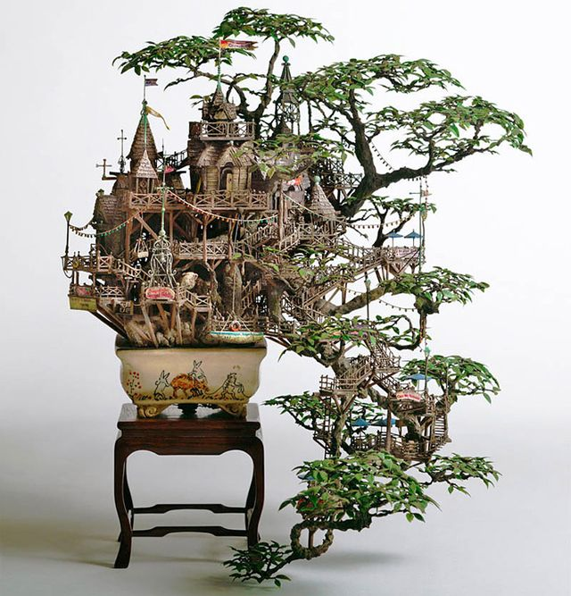 Bonsai Treehouse.
