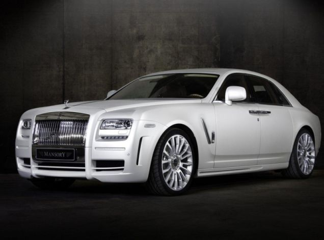 The Ten Worst Aftermarket Body Kits With Images Rolls Royce