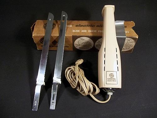 Sold Vintage Ge Custom Electric Slicing Carving Knife
