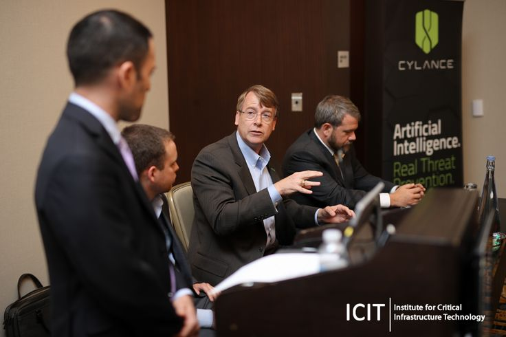 ICIT Fellow Stan Wisseman (HPE) discusses the import role a dedicated security team plays in responding to today's threats.