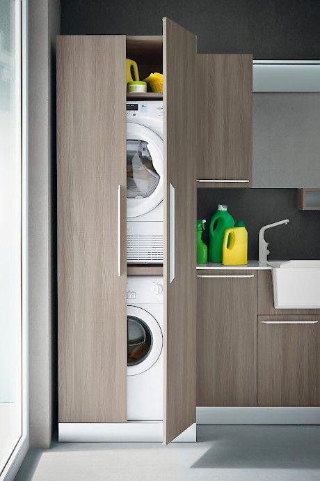 33 best Hauswirtschaftsraum gestalten images on Pinterest - korbauszüge für küchenschränke