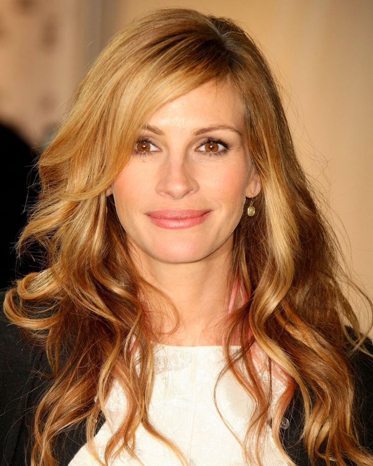 Julia Roberts Strawberry Blonde                                                                                                                                                                                 More