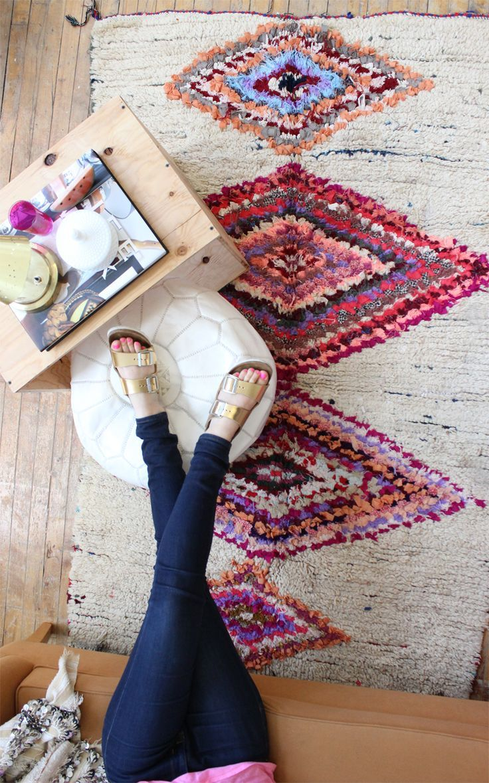the azizal rug