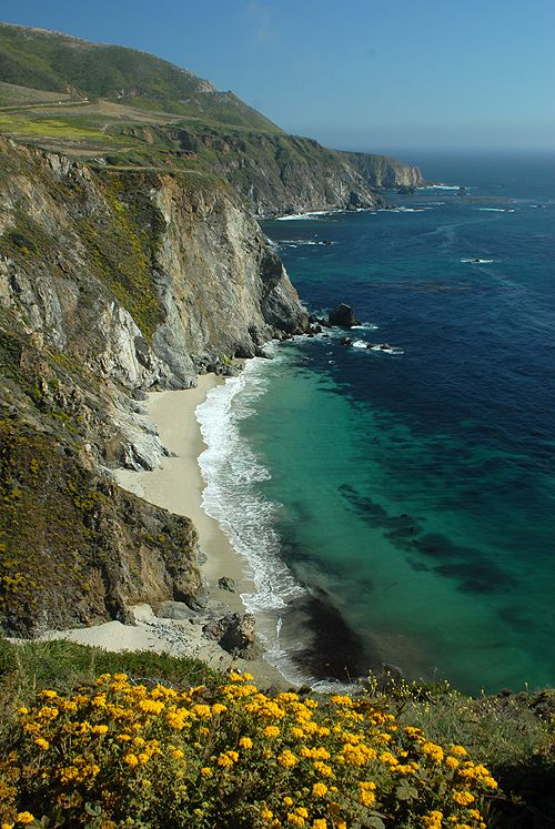 Northern & Central Route 1, Point Reyes and Muir Woods National Monument, California