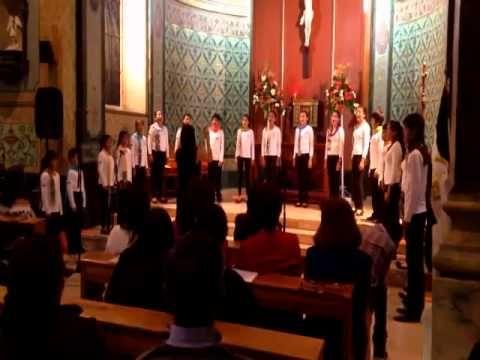 Maquerule - Gioia, coro de Voces Blancas