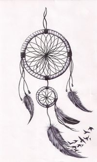 Dreamcatcher tat by mmpninja.deviantart.com on @deviantART