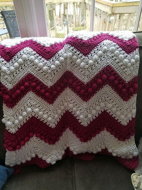 Hugs & Kisses Baby Blanket Crochet Pattern + Video Tutorial ...
