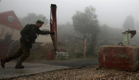 Israel contraataca a Siria después de disparos a sus tropas - Noticias de Hoy - Noticias Internacionales - Noticias de Ultima Hora