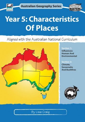 Australian Geography Series  Year 5