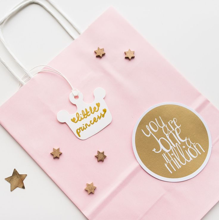 #tags for little #princess with the #ping #paperbag Packaging for photographers