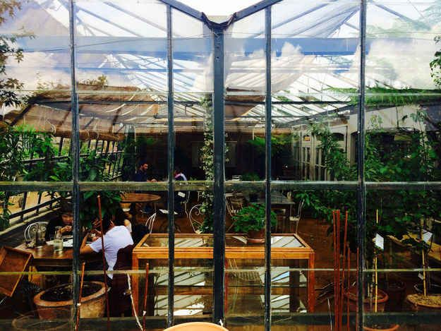 Petersham Nurseries - one of 18 lesser known delights of London