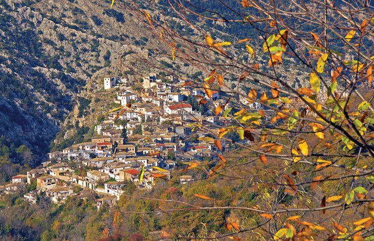 kastanitsa, Parnon mountain peloponesse  greece