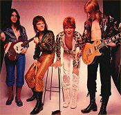 The Ziggy Stardust Companion     -                  A David Bowie Website                    http://5years.com/