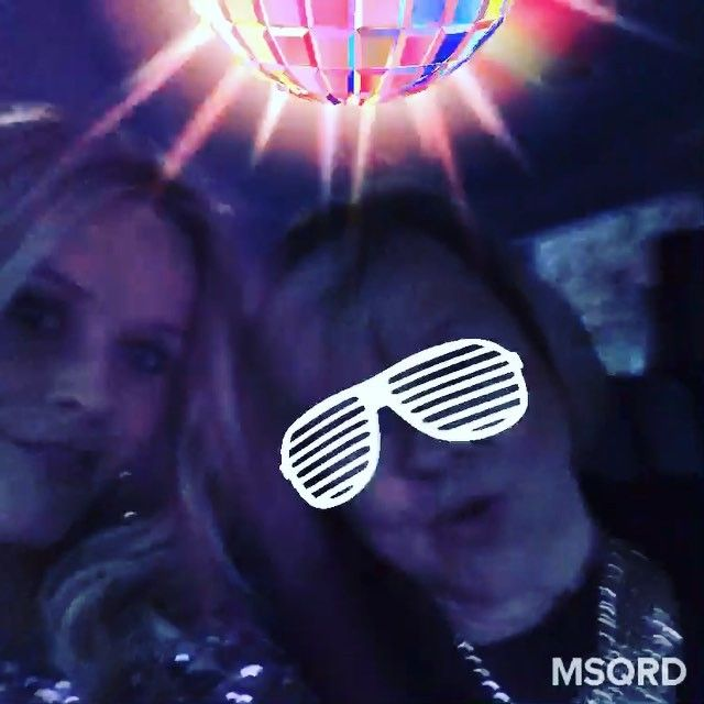 Pin for Later: Reese Witherspoon Kicks Off Her Birthday Celebrations With Kate Hudson and Her Mum